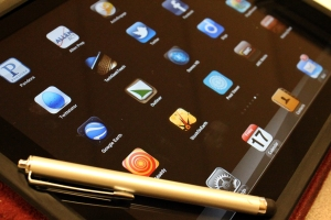 IPad, Apps, and Stylus