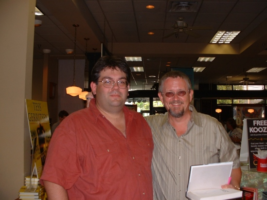 Your's Truly with Orson Scott Card